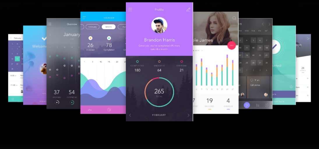 Do Material Design UI kit