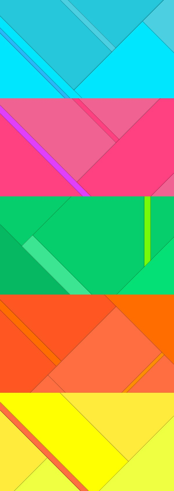 new Material Design Backgrounds