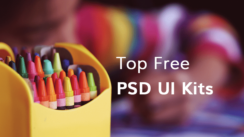 Top 10 Free PSD UI Kits and PSD Web Templates of 2017 - UIdeck
