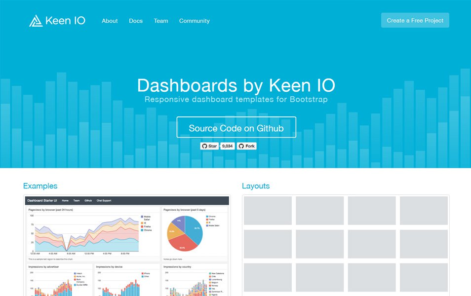 20+ Free Bootstrap Admin And Dashboard Templates - Uideck