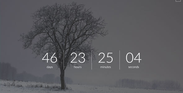 16 Free Coming Soon Website Templates and Themes | UIdeck
