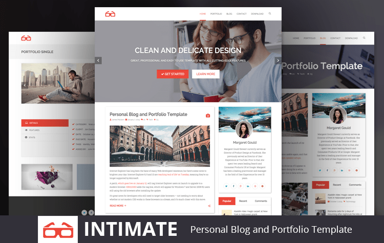 50+ Best Free Bootstrap HTML5 Templates 2018 - UIdeck