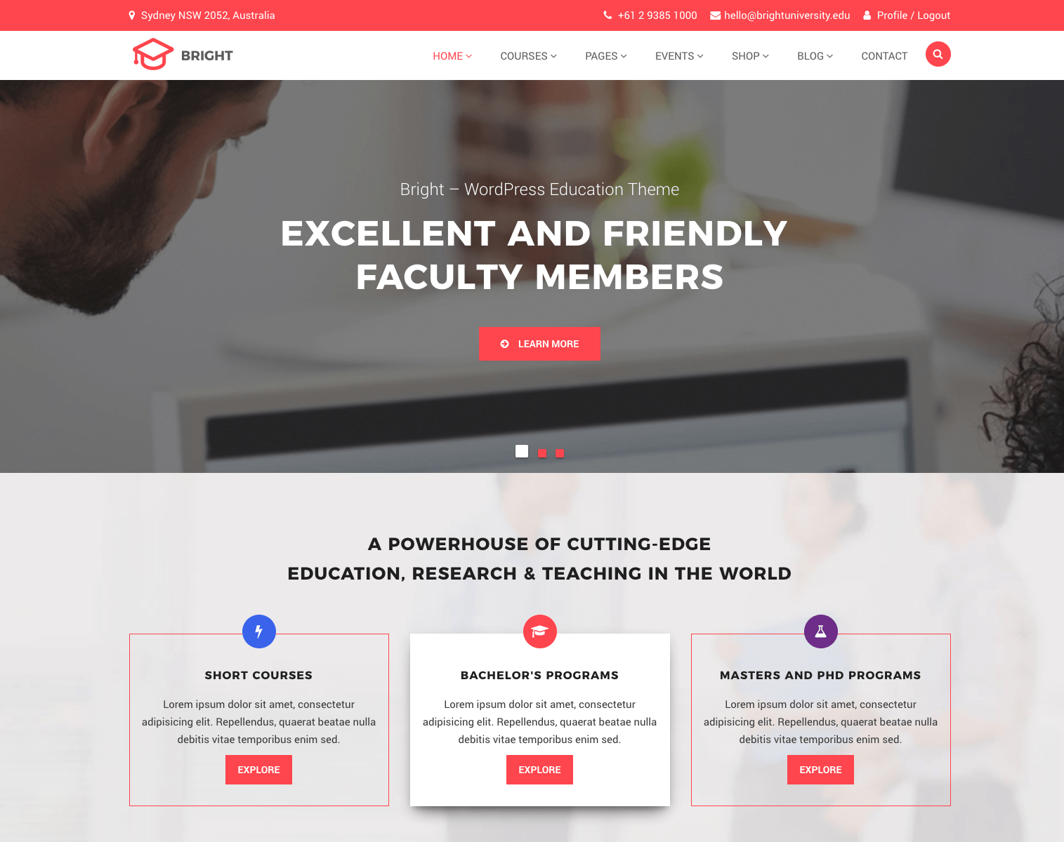 12 Best Education and Online Course WordPress Themes