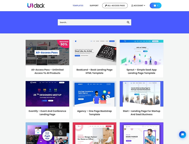 10 Places To Look For Landing Page Design Inspiration Uideck