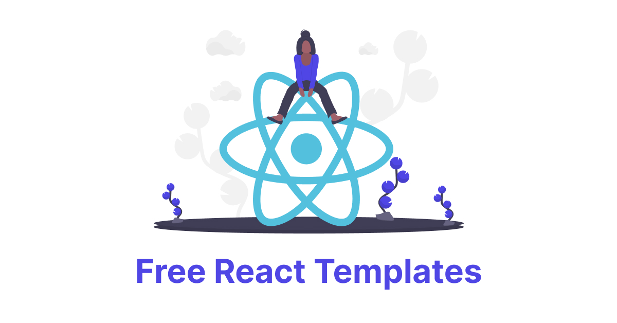 30+ Best Free React Templates of 2021